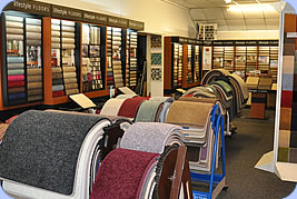 Swansea Carpet Showroom